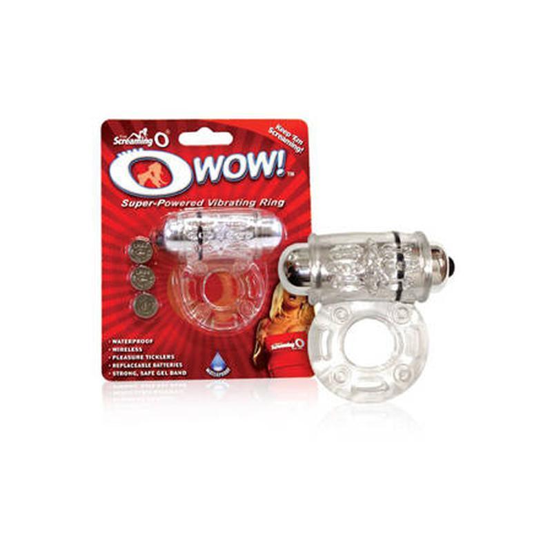 Кольцо на пенис o wow