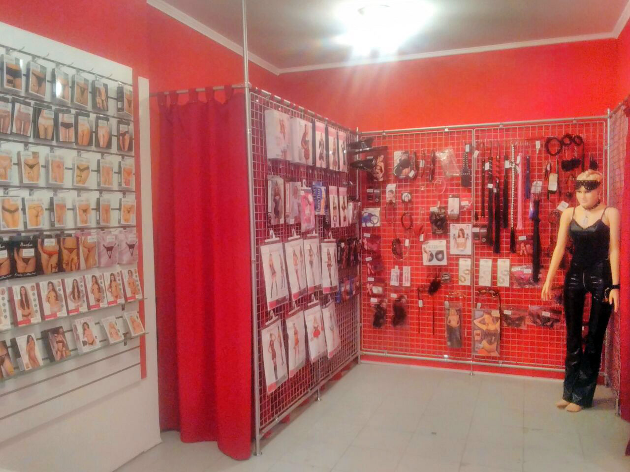 Интим магазин эрос